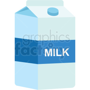 milk carton icon clipart. Commercial use image # 406039