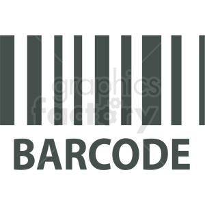 barcode vector icon clip art clipart. Commercial use icon # 406248