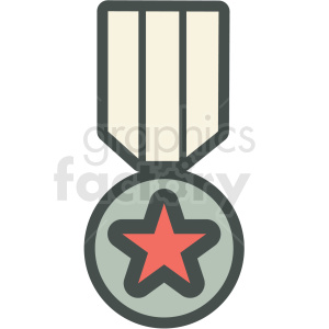 award rank icon clipart. Royalty-free image # 406298