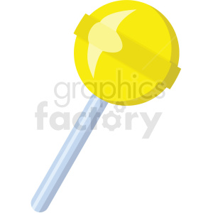 lollipop vector flat icon clipart with no background clipart. Royalty-free image # 406735