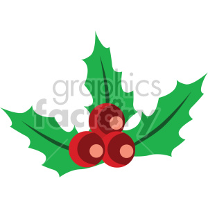 christmas holly berries icon clipart. Commercial use icon # 407346