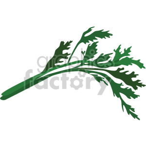 parsley clipart. Royalty-free image # 407999