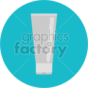 tube on blue background clipart. Royalty-free image # 408028