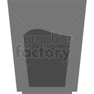 cup with liquid icon clipart. Royalty-free image # 408651