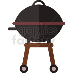 vector grill design no background clipart. Royalty-free image # 408991