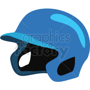 baseball batting helmet vector clipart no background clipart. Commercial use image # 409556