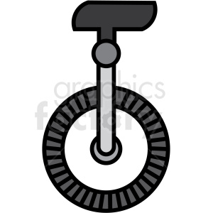 unicycle icon clipart. Royalty-free image # 409912