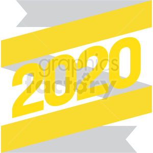 2020 flag clipart no background