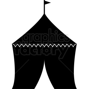 circus tent clipart clipart. Commercial use image # 410398