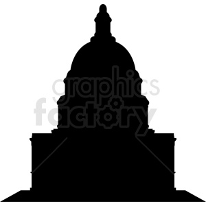 white house silhouette clipartr clipart. Commercial use image # 410408