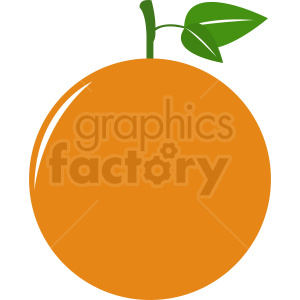 orange clipart icon clipart. Royalty-free image # 410796