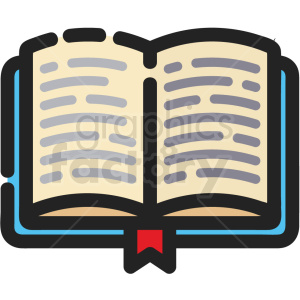 journal vector icon