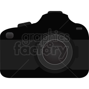 camera vector clipart clipart. Commercial use image # 411833