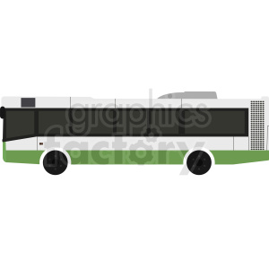 bus vector clipart clipart. Royalty-free image # 412018