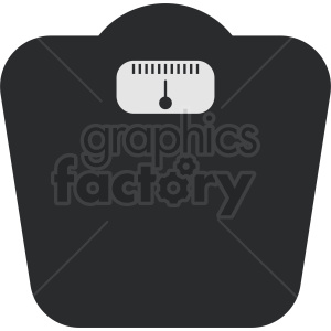 human scale vector design clipart. Commercial use image # 412145