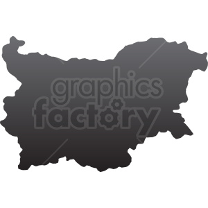 Bulgaria vector clipart. Royalty-free image # 412185