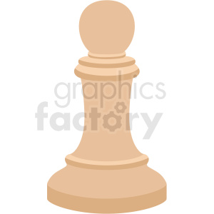 chess pawn vector clipart clipart. Commercial use image # 412481