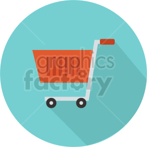 shopping cart vector clipart 2 clipart. Commercial use image # 413513