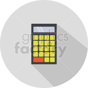 calculator vector clipart 15
