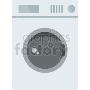 home washing machine vector icon graphic clipart 3 clipart. Commercial use image # 413618