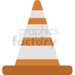 construction cone graphic clipart 2 clipart. Commercial use image # 413643