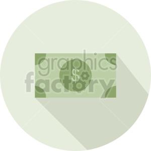 dollar vector icon graphic clipart 1