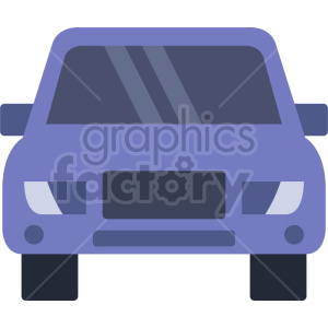 purple car vector graphic clipart clipart. Commercial use image # 413803