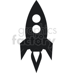 spaceship vector icon graphic clipart 11 clipart. Commercial use image # 413818