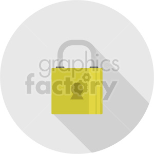 lock vector icon graphic clipart 3 clipart. Commercial use image # 413843