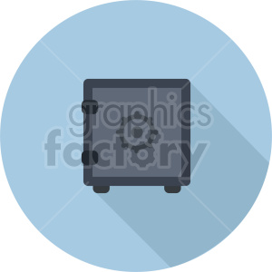 safe vector icon graphic clipart 2 clipart. Commercial use image # 413863