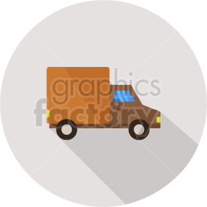 van vector icon graphic clipart 2 clipart. Commercial use image # 413944