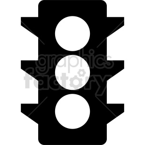 isometric traffic light vector icon clipart 4 clipart. Commercial use image # 414020