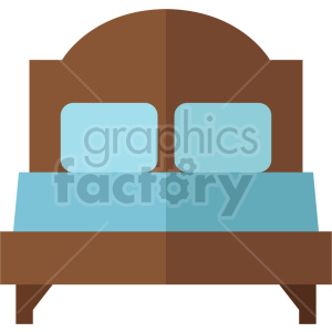 isometric bed vector icon clipart 2 clipart. Commercial use image # 414197