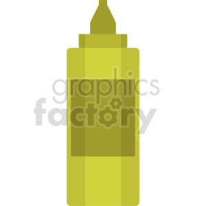 isometric mustard vector icon clipart 1 clipart. Commercial use image # 414291