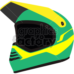 motocross helmet vector clipart clipart. Commercial use image # 414893