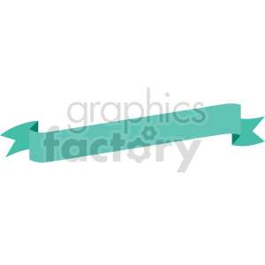 slanted ribbon design vector clipart clipart. Commercial use image # 414991