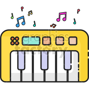 keyboard clip art image clipart. Commercial use image # 415094