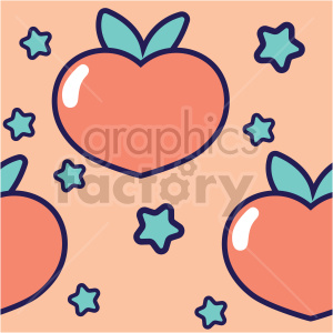 seamless peach background graphic clipart. Commercial use image # 415110