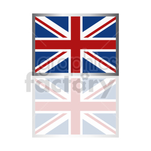 Great Britain flag vector clipart 05 clipart. Commercial use image # 415347