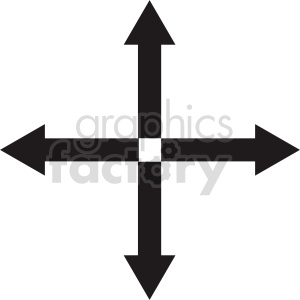 expand icon vector clipart clipart. Commercial use image # 415484