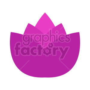 flower vector clipart 1 clipart. Commercial use image # 415804
