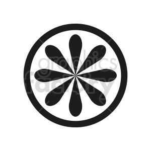 lemon vector icon design clipart. Commercial use image # 416225