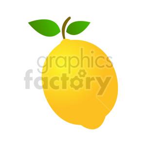 cartoon lemon vector graphics clipart. Commercial use image # 416237
