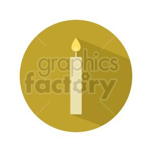 candle graphic design
