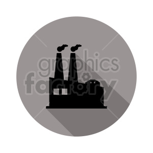factory vector graphic clipart. Commercial use image # 416527
