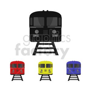 train vector clipart bundle clipart. Commercial use image # 416592