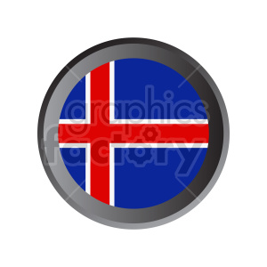 clipart - iceland vector graphic.