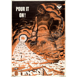 war posters world II   MPW00036 Clip Art Old War Posters