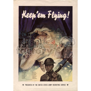 war posters world II   MPW00086 Clip Art Old War Posters