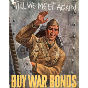 war posters world II   MPW00157 Clip Art Old War Posters